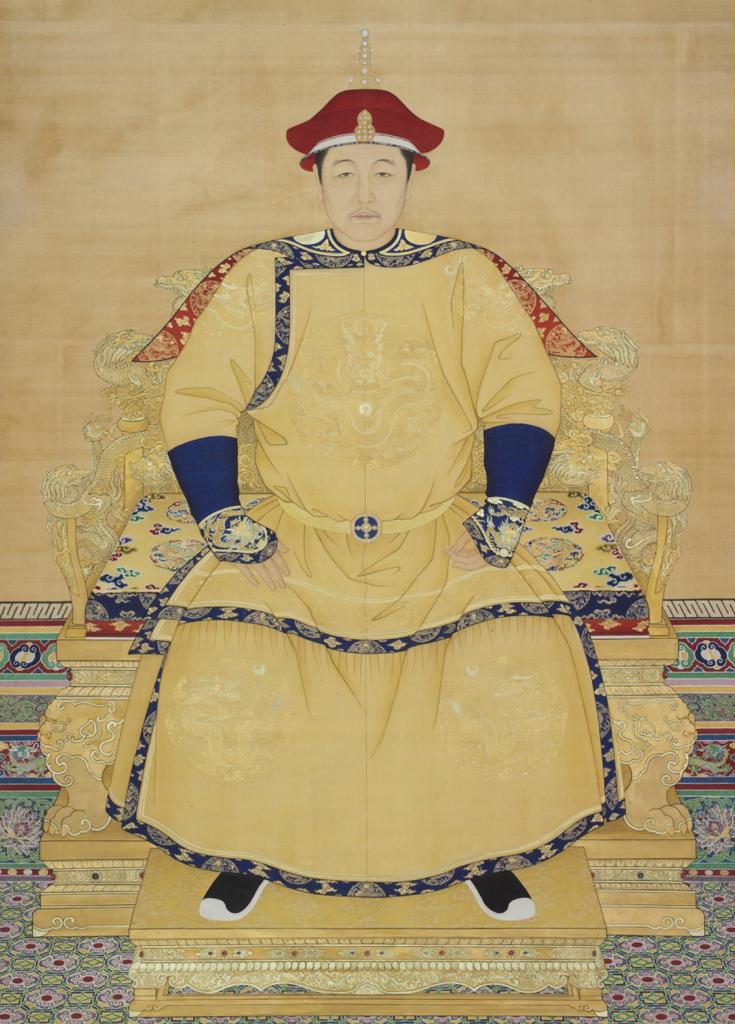 皇帝 歴代 中国 王朝 清 中国歴代皇帝一覧