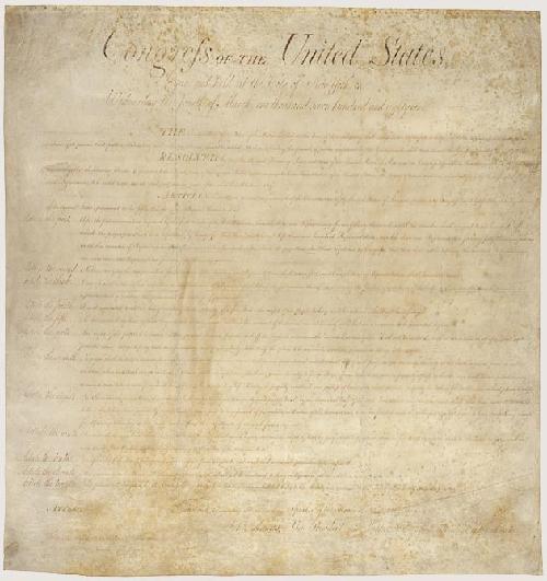 美国宪法修正案